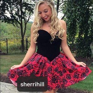 Sherri Hill homecoming dress